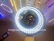 2x 110mm BMW Angel Eyes 36 SMD LED Ring Car Light White