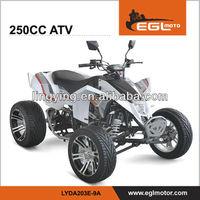 EEC Road Legal Quad 250cc ATV