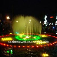 Garden Fountain Water Ornament
