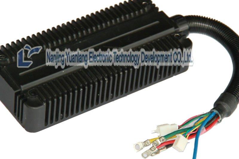 60 v 4000 w brushless contr leur de moteur lectrique for Controleur de tension electrique