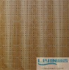 OEM/ODM Carved pattern acoustic panel perforated board