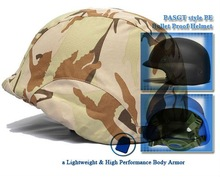 Aramid fiber bullet proof helmet