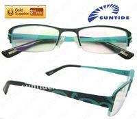 2013 High Half Stainless Steel Rim End Eyeglasses Frames