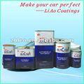 acrílico e resina para tintas de repintura automóvel