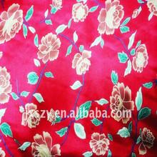 100% silk satin fabric / silk fabric / home textile