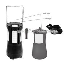 Multiply function 50 led portable plastic led camping light FL9035