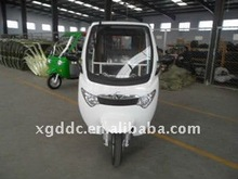 three wheel motorcycle electric taxi