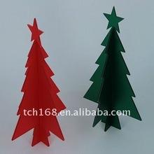 pmma tree perspex acrylic Colorful Christmas tree