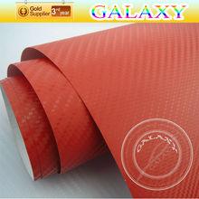 auto refitting wrap 3d carbon fiber wrap as good as 3M