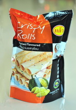 Thai Snack - Crispy Rolls (Durian Flavored) 150 g