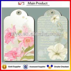 PP plant label ,plant care tag flower label