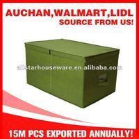 Nonwoven jumbo storage box