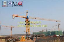 12 Ton Tower Crane (CE Approved Model QTZ300) China