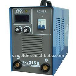 300 amp mma inverter arc welding machine(mma-315B)