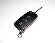 Old style flip key for VW cars( 3+1 button )