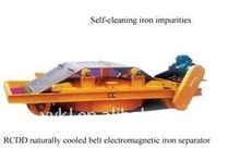 MC22 or RCDD Series Conveyor Belt metal Magnetic Separator