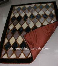 2012 Diamond Sheepskin Carpet Bed Carpets