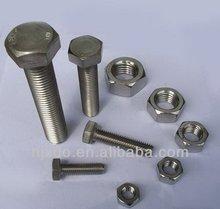 AL-6XN Stainless Steel fastener/bolt F55,nut 904L