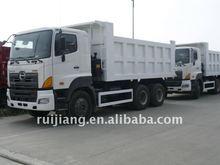 Famous brand HINO dump truck
