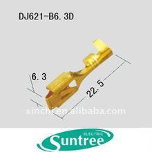 automotive wire connector terminals DJ621-F6.3A