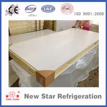rigid polyurethane/pu insulation foam board with steel panel