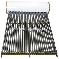 EN12976 Compact Pressruzied solar water heater