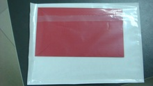 Double Top layer packing list envelope