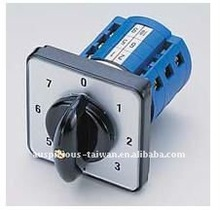 20A, 25A Cam Switch, Multi-Step Switch with OFF (C113 1Pole 11 Step)
