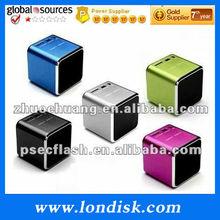 loudspeaker JH-MD06D music angel mp3 speaker,usb mini speaker, portable speaker with download function