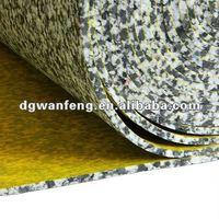 Waterproof Carpet Pad /Soundproof Carpet Pad /Antibacterial Carpet Pad
