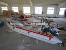 RIB boat 520