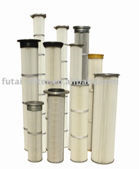 High Efficiency Pleated Bag Filter