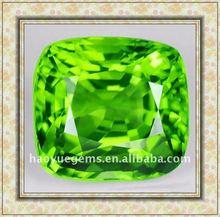 man need shining square green cubic diamond