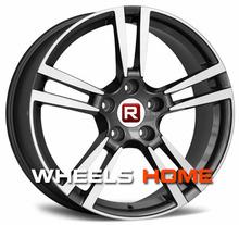 Replica alloy wheels for Porsche Cayenne Panamera, 19inch 20inch staggered wheel