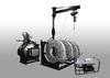 SKC-B800H hydraulic high quality hdpe pipes fitting fusion machine hdpe welder machine