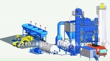LB1500 Efficiently asphalt mixing plant with capacity 40-320 t/h with CE