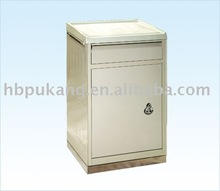 ABS Surface and Stainless Steel Bottom Cabinet,bedside cabinet with ABS top D-5