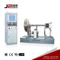 Best price you ever found Disintegrator rotor Balancing Machine