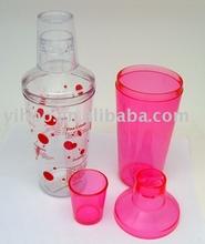Plastic Cocktail Shaker 550ML