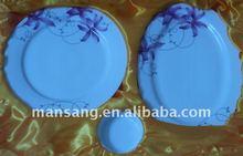 good quality bone china tableware dinner set bone china