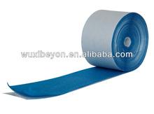 Foam cohesive bandage