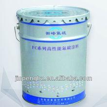 20 liter round metal printed metal tin drum