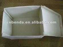 2012 high quality cotton non-woven storage box