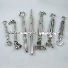 Stainless steel turnbuckles