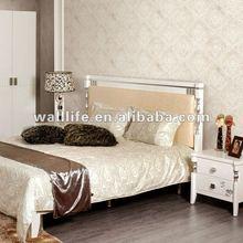 PVC wallpaper washable wallpaper for home decorative