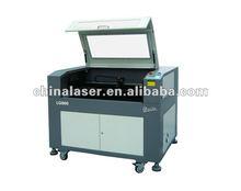 gweike laser engraver machine used / laser key cutting 90x60cm