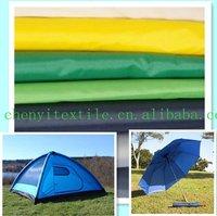 100% polyester taffeta composition of umbrella fabric