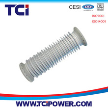 72.5kV oil impregnated paper capacitance long-tail transformer bushing