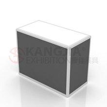 foldable display showcase table