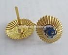 antiquated cap badge,gold plated pin badge,eagle pin badge
